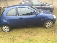 Ford KA 1.3 full years mot