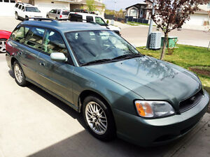2003 Subaru Legacy L AWD Wagon ( Low Mileage)