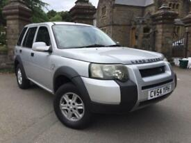 2005 (54) Land Rover Freelander 2.0Td4 S * Low Miles * New Mot Issued On Sale *