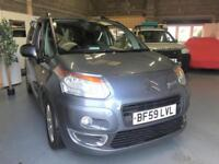 2009 59 Citroen C3 Picasso 1.6VTi Exclusive,Air Con