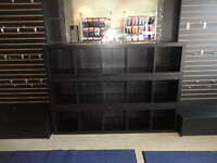 Retail store furniture - excellent condition