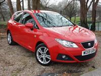 Seat Ibiza 1.6 TDI CR 2010 Sport **Finance from £110.46 a month**