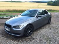 BMW - 335D - 335 d - E92 - Coupe
