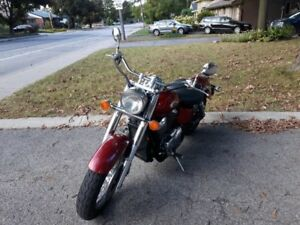 2003 Honda Shadow (Low Mileage)