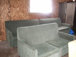GREEN SOFA BED ONLY $140