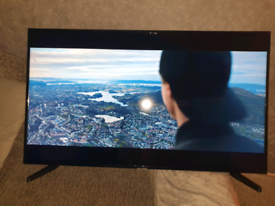 "50 "" Samsung smart tv 4k"
