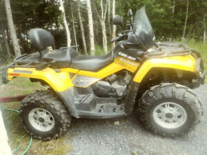 650 Can Am Quad for sale