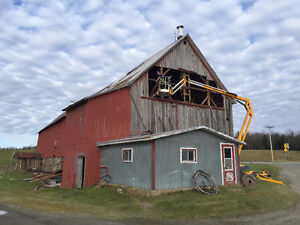 BARN DEMOLITION , FULLY COVERED BY INSURANCE Peterborough Peterborough Area image 3