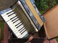 Estrella accordion