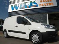 2015 Citroen BERLINGO 625 LX L1 75PS HDI VAN *LOW MILES* Manual Small Van