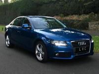 2008 58-REG Audi A4 2.0TDI Multitronic SE AUTOMATIC. FSH. Cambelt Changed. PX