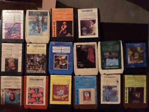 8 track Blast from the past