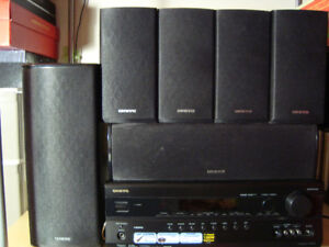 Onkyo Ht-r570 1200 Watts 7.1 Home Theater Receiver