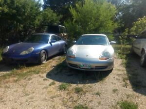 1999 Porsche Other Coupe (2 door)