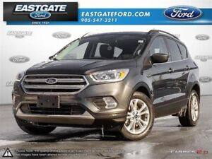 2018 Ford Escape SEL 4wd/Leather/Moonroof/Navigation