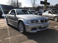 2001 BMW 3 Series 2.5 325Ci Sport 2dr