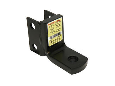 Convert-A-Ball Adjustable Cushioned Hitch System - Ball Mount Adapter Only Cushioned Ball Mount