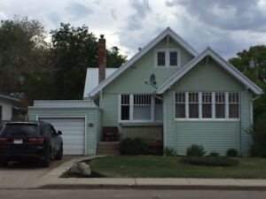 Drumheller House For Rent or Sale