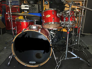 Pearl VMX Maple 4pc shell pack