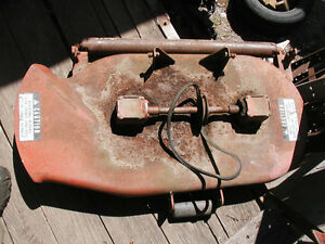 Massey Fergusson riding lawnmower parts