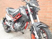 BENELLI TNT125 MOTORCYCLE