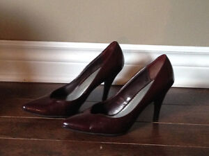 Women's stiletto heels size 8.5/9