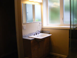 One Large Bedroom with Private Bathroom University of Alberta