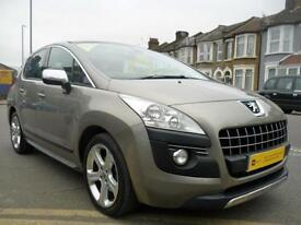 Peugeot 3008 Crossover 1.6 THP ( 156bhp ) Exclusive 1 owner full history