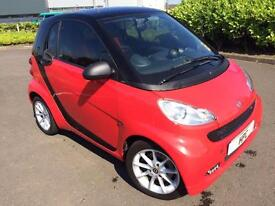 Smart fortwo 0.8cdi ( 54bhp ) Softouch 2011MY Passion