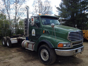 600 c16 Sterling with 2 trailers