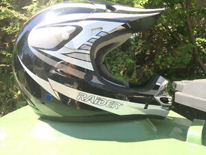 Casque small vtt - motocross