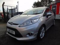 2011 Ford Fiesta 1.6 TDCi [95] Zetec S 3dr, 2 former keepers,2 keys,Full main...