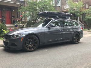 2016 BMW 328 xdrive Touring M Performance+8 roues+TAG+Protex+++
