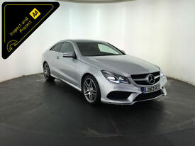 2013 63 MERCEDES-BENZ E250 AMG SPORT CDI AUTOMATIC FINANCE PX WELCOME