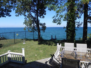 +++  Stoney Creek WATERFRONT detached house for rent +++