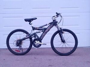 Mountain/downhill bike