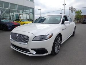 Lincoln Continental Reserve V6 3.0T - Toit - Techno Package 2017