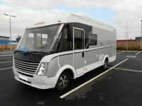 Dethleffs Eighty 80 4 Berth A Class Motorhome