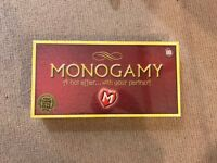 Monogamy - the naughty board game