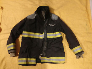 REAL Firefighter Jacket & Pants