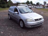 2004 04 Vauxhall Astra Sportive 2.0 DTI 16V