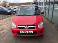 Vauxhall Agila 1.0i 12v Expression 5 DOOR - 2006 06-REG - FULL 12 MONTHS MOT