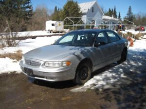 PRICE REDUCTION!  2002 Buick Regal LS For Sale