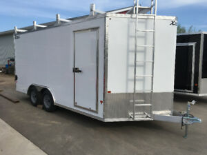 8x16 Ultimate Contractor Enclosed *Holiday Special *