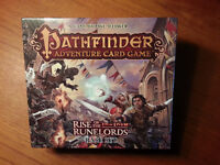 Boardgames: Rise of the Runelords et +
