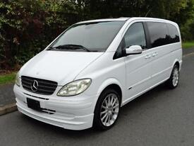 2005 Mercedes-Benz Viano 3.2 7 SEATER FRESH IMPORT 29000 MILES 5dr