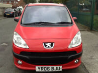 Peugeot 1007 1.4 2006MY Dolce