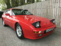 1986 Porsche 944 COUPE 2.5 1 OWNER DONE 80k MINT CONDITION 1ST SEE WILL BUY P/X