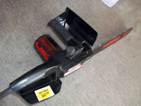 MASTERCRAFT 12 IN. ELECTRIC CHAIN SAW