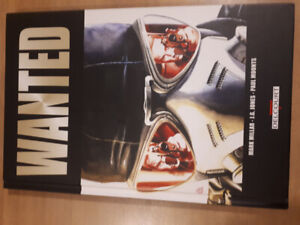 bandes dessinées - Wanted - Kick-Ass.